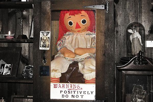 ตำนานตุ๊กผีแอนนาเบล (Annabelle) ปิศาจร้าย ล่าชีวิต
