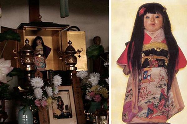 ตำนานตุ๊กตาผีญี่ปุ่น โอคิคุ