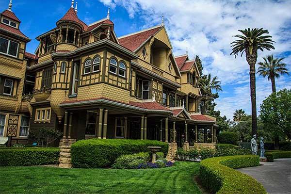 ตำนาน คฤหาสน์วินเชสเตอร์เศรษฐีค้าความตาย เรื่องจริงชวนสยอง THE WINCHESTER MYSTERY HOUSE